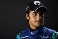 Piquet está a fazer um curso de reciclagem de trânsito