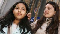 Bélgica suspensa o processo de expulsão da menina equatoriana