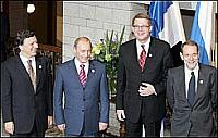 Cimeira Rússia-União Europeia termina sem assinatura de qualquer acordo