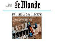 Jornal francês esculhamba Bolsonaro e expõe Brasil à vergonha internacional. 33268.jpeg