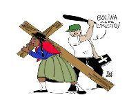 Cartas da Bolívia: Ódio Étnico e Regional Voltam com Tudo. 32269.jpeg