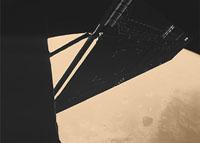 Rosetta captou novas imagens do Marte