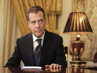 Medvedev propõe novo tratado de segurança