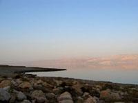 Canal entre mares pode salvar o Mar Morto