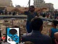 Terroristas financiados pelo Ocidente crucificam sete cristãos na Síria. 20276.jpeg