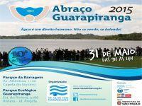 Abraço à Guarapiranga 2015 acontece neste domingo, 31 de maio. 22276.jpeg
