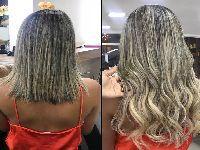 Cabelos cheios e compridos: Mega hair pode durar até um ano e meio. 28276.jpeg
