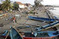 Consequências do tsunami na Indonésia: vítimas humanas, novos terremotos