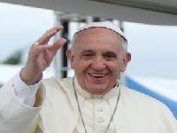 Saudação efusiva das FARC a chegada do Papa à Colombia. 27280.jpeg
