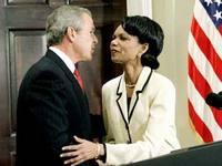 A hipocrisia de Bush e Rice