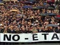 Extradição de alegados etarras para Espanha