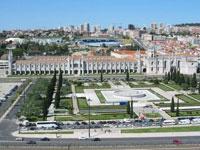 Putin visita Mosteiro dos Jerónimos em Portugal