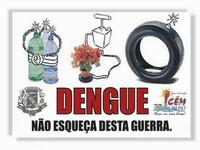 Governo federal convoca Nordeste contra a dengue
