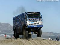Dakar 2010: Kabirov e Kamaz à frente