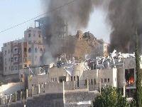 Ataque saudita em velório de pai de ministro mata 144 pessoas no Iêmen. 25287.jpeg
