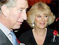 Herdeiro da Coroa britânica quer que Camilla seja rainha