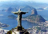 Estátua brasileira está entre os 21 finalistas