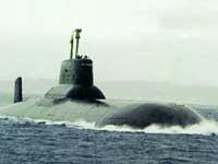 Reatores de submarinos atómicos serão utilizados na Rússia