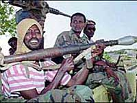 Jihad declarada na Somália