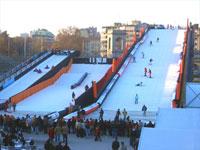 Brasil terá estação de esqui permanente
