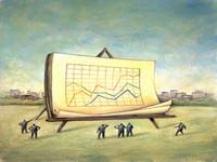 Governo reduz previsão de crescimento do PIB em 2009