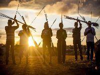 Povos indígenas realizam atos contra retrocessos nesta quarta. 27301.jpeg