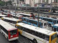 Motoristas e cobradores de ónibus paralisam em São Paulo