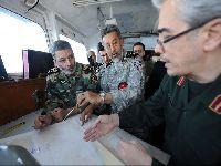 Irã afirma estar preparado para possível conflito com Israel. 28304.jpeg