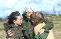 Rússia: Duas meninas perdem na floresta durante uma semana