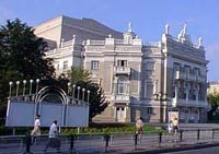 Ópera Estatal de Ekaterinburg iniciou degressão em Portugal