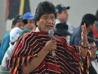 Evo Morales se afasta do governo para tratar tumor em Cuba. 26309.jpeg