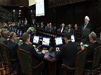 Presidente Rouhani apela por um mundo livre de confrontos. 26311.jpeg