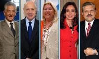 Cristina Kirchner rejeitou as críticas à sua forma de vestir