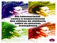 Transfobia - Dia Internacional