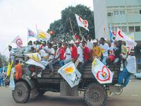 Angola: Campanha eleitoral ganha elogios internacionais