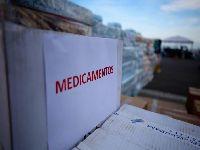 Venezuela envia 600 toneladas de ajuda humanitária para Cuba. 27320.jpeg