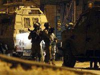 Forças israelitas prenderam 60 palestinianos na última semana. 27321.jpeg