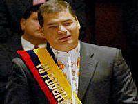Revolução Cidadã equatoriana contra uma direita com 'promessas delirantes e inviáveis'. 26323.jpeg