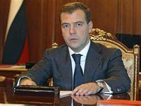 Medvedev sobre as relações da Federação Russa com o Ocidente