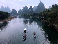 Rio Lijiang espelha os avanços da China a nível ecológico. 35327.jpeg