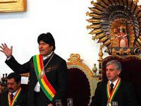Bolívia recuperará