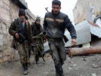 Milicianos palestinos lutam contra terrorismo na Síria. 22330.jpeg