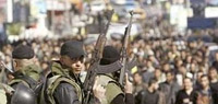 Guerra civil na Palestina?