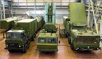 S-400 Triumph já em operações  à defesa de Moscou