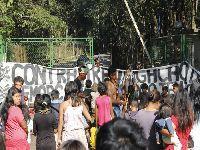 Guarani ocupam Parque Estadual do Jaraguá em defesa de seu direito à terra. 27333.jpeg