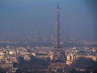 Confinamento reduziu 20 por cento da poluição em Paris. 34333.jpeg
