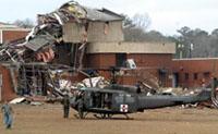Tornado matou 13 pessoas na escola no Alabama