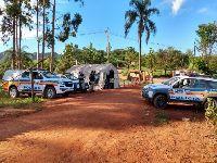 MST denuncia invasão e violência da PM em 2 acampamentos em Minas Gerais. 32334.jpeg