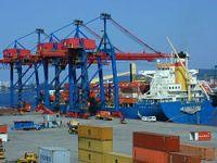 Bons tempos para o porto de Santos. 35335.jpeg