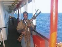Rússia captura piratas somalis